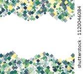 rhombus white minimal geometric ...   Shutterstock .eps vector #1120046084