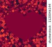 rhombus confetti minimal...   Shutterstock .eps vector #1120046144
