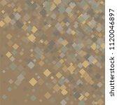 rhombus retro minimal geometric ...   Shutterstock .eps vector #1120046897