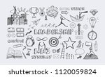 management infographic concept... | Shutterstock .eps vector #1120059824