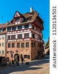 nuremberg  germany   april 14 ... | Shutterstock . vector #1120136501