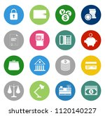 investment  money  finance and... | Shutterstock .eps vector #1120140227