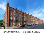 dublin  ireland   22 june 2018  ... | Shutterstock . vector #1120156037