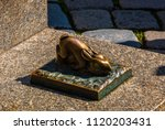 nuremberg  germany   april 14 ... | Shutterstock . vector #1120203431