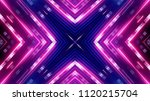 club lights backgrounds | Shutterstock . vector #1120215704
