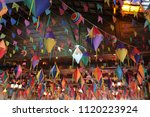 party decor. south latin... | Shutterstock . vector #1120223924