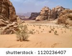 Wadi Rum Desert  Jordan   The...