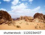Wadi Rum Desert  Jordan   The...