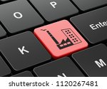 business concept  computer...   Shutterstock . vector #1120267481