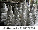 phnom penh  cambodia  nov 2nd... | Shutterstock . vector #1120322984