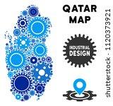 repair service qatar map... | Shutterstock .eps vector #1120373921