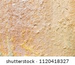 texture of rusty iron. aged... | Shutterstock . vector #1120418327