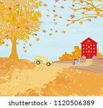 back to school  | Shutterstock . vector #1120506389