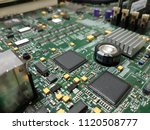 main board central processing... | Shutterstock . vector #1120508777