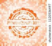 premium quality beer abstract... | Shutterstock .eps vector #1120536497
