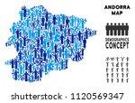 vector population andorra map.... | Shutterstock .eps vector #1120569347