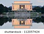 Washington Dc  Lincoln Memorial ...