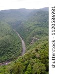 Panoramic View Of The Cai Rive...
