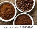Coffee Beans  Ground Coffee An...