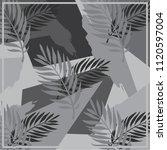 abstract scarf design motif...   Shutterstock .eps vector #1120597004