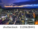 sendai  japan   oct 3  2017.... | Shutterstock . vector #1120628441