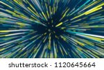 abstract radial lines geometric ...   Shutterstock . vector #1120645664