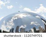 chicago  usa   june 05  2018 ... | Shutterstock . vector #1120749701