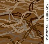 seamless interlacing fibers | Shutterstock .eps vector #1120824347