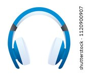 icon of headphones without wire ... | Shutterstock .eps vector #1120900907