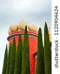figueras  spain   4 october ...   Shutterstock . vector #1120904624