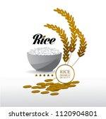 elegant master gold rice great... | Shutterstock .eps vector #1120904801