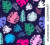 beautiful seamless pattern with ... | Shutterstock .eps vector #1120939697