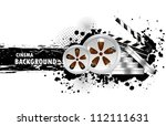 cinema background | Shutterstock .eps vector #112111631