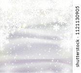 season greetings background for ... | Shutterstock . vector #1121130905