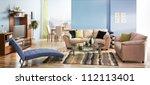 living room | Shutterstock . vector #112113401