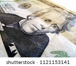 cash money american dollars...   Shutterstock . vector #1121153141