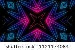 club lights background | Shutterstock . vector #1121174084