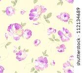 for easy making seamless... | Shutterstock . vector #112134689