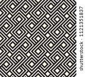 vector seamless pattern. modern ...   Shutterstock .eps vector #1121351837