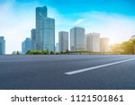 prospects for expressway ... | Shutterstock . vector #1121501861