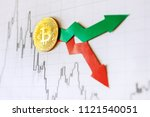 fluctuations  and forecasting...   Shutterstock . vector #1121540051