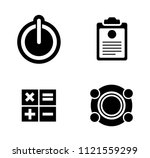 electronic devices illustration ... | Shutterstock .eps vector #1121559299