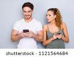 betrayal mistake concept.... | Shutterstock . vector #1121564684