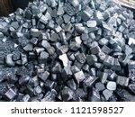 the fraction of aluminum or... | Shutterstock . vector #1121598527
