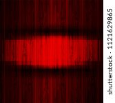 red abstract background with...   Shutterstock .eps vector #1121629865