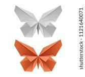 vector paper japanese...   Shutterstock .eps vector #1121640071