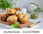 Freshly Baked Muffins With...