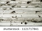 old wooden board texture | Shutterstock . vector #1121717861