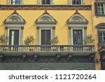 matte background. vintage. nice ... | Shutterstock . vector #1121720264