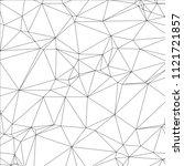 triangular hipster pattern....   Shutterstock .eps vector #1121721857